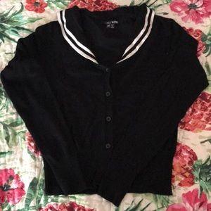 Hell Bunny sailor sweater